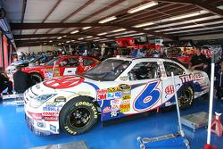 AAA Ford garage area