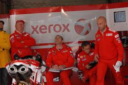 Команда Ducati Xeros