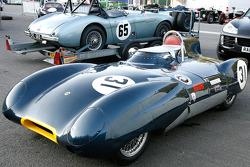 Lotus 11 Le Mans, 1956