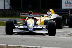 #3 Peter Milavec, Lola T92/50, #9 Hubertus Bahlsen, IRL G-Force