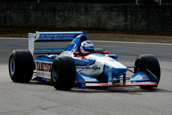 Phillip Keen, Kockney Koi, F1 Benetton B194 Ford HB 3.5 V8 [formerly driven by M. Schumaker]