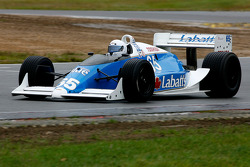 Alain De Blandre, Ryschka Motorsport, CART Lola Cosworth 2.8 V8 Turbo