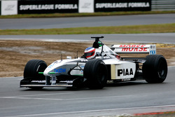 Frits Van Eerd, VES Racing, F1 Tyrrell 026 Ford 3.0 V8 [formerly driven by T. Takagi]