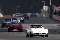 Corvette parade