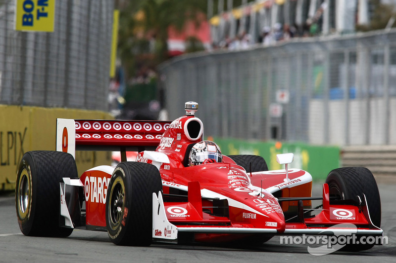 2008 IndyCar: Scott Dixon, Chip Ganassi Racing, Dallara-Honda