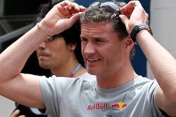 FIA press conference: David Coulthard