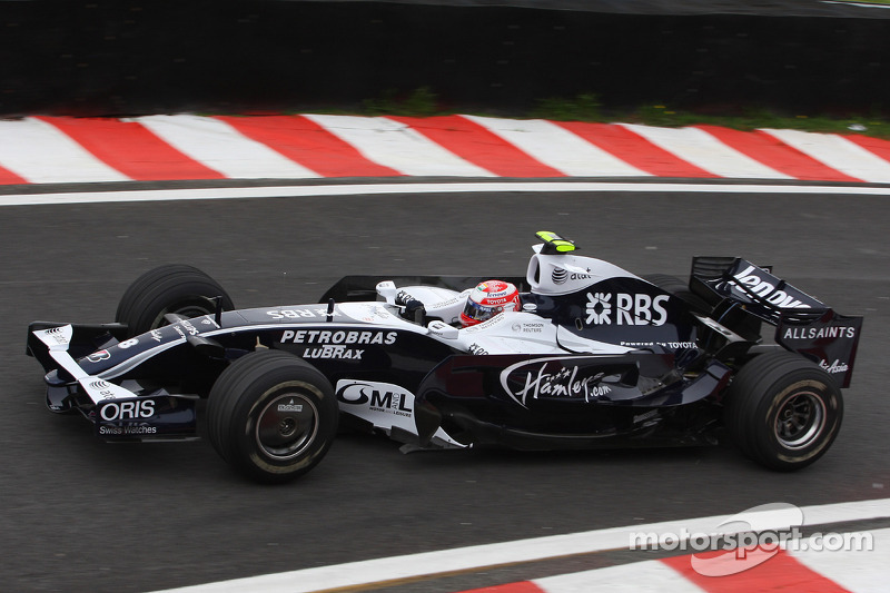 2008 : Williams FW30