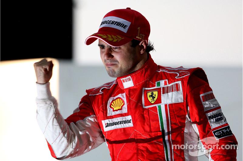 Феліпе Масса – віце-чемпіон (2008)