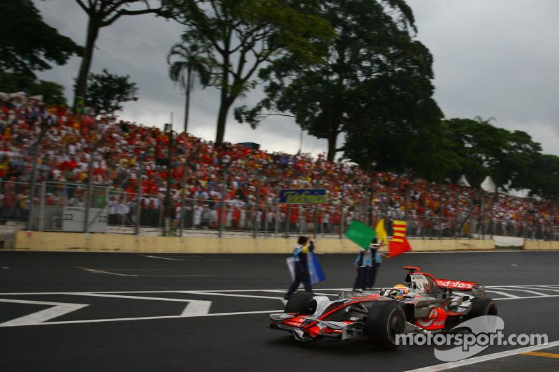1. GP Brésil 2008