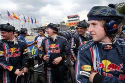 Miembros de Red Bull Racing