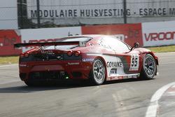 #95 Advanced Engineering Ferrari F430: Matias Russo, Luis Perez Companc