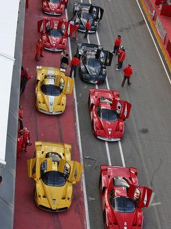 Saturday: FXX cars
