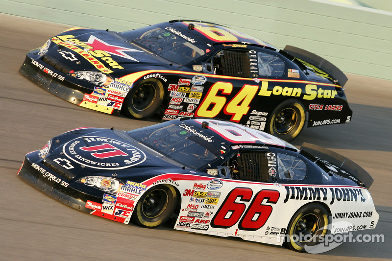 Steve Wallace and David Stremme