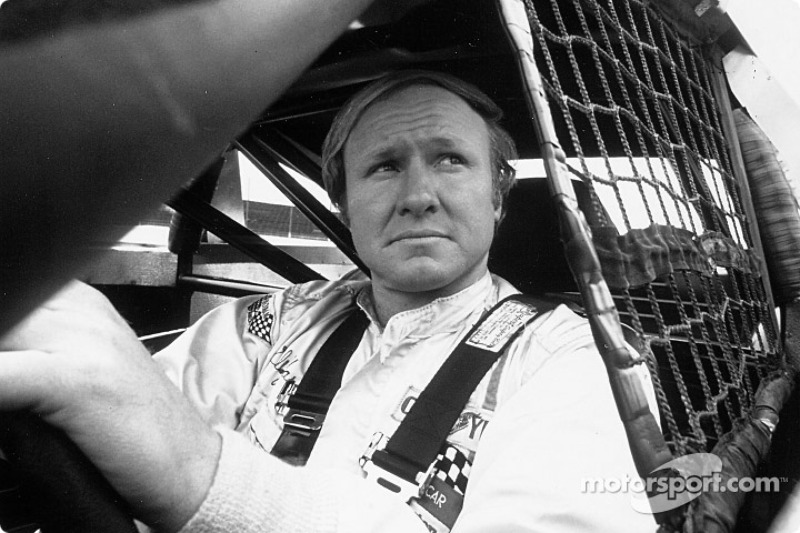 Cale Yarborough en James Hylton's Mercury
