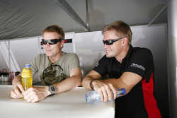 Mikael Forsten and Markus Palttala