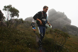 Launceston, Australia: Jarad Kohlar and Deanna Blegg of Team Keen in action