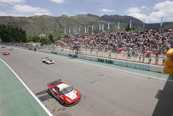 #95 Advanced Engineering Pecom Racing Team Ferrari F430: Matias Russo, Luis Perez Companc