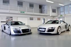 Audi R8 LMS, Audi R8
