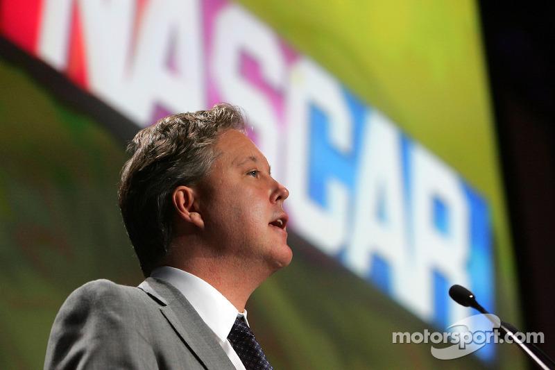 Stimmen zum Urteil: NASCAR-Chef Brian France