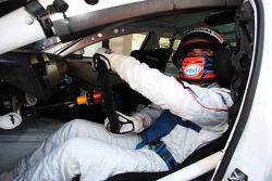 Robert Kubica, BMW Sauber F1 Team drives the BMW 320i WTCC