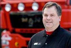 MAN Rally Team: Bert-Jan Richters, service truck 4X4