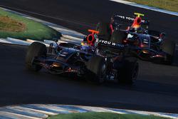 Sébastien Bourdais, Scuderia Toro Rosso, Sebastien Buemi, Scuderia Toro Rosso