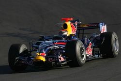 Brendon Hartley, testrijder Red Bull Racing