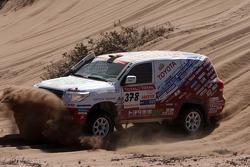 #378 Toyota VDJ 200: Nicolas Gibon and Akira Miura