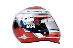 Helmet, Jarno Trulli