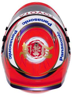 Helmet, Kamui Kobayashi