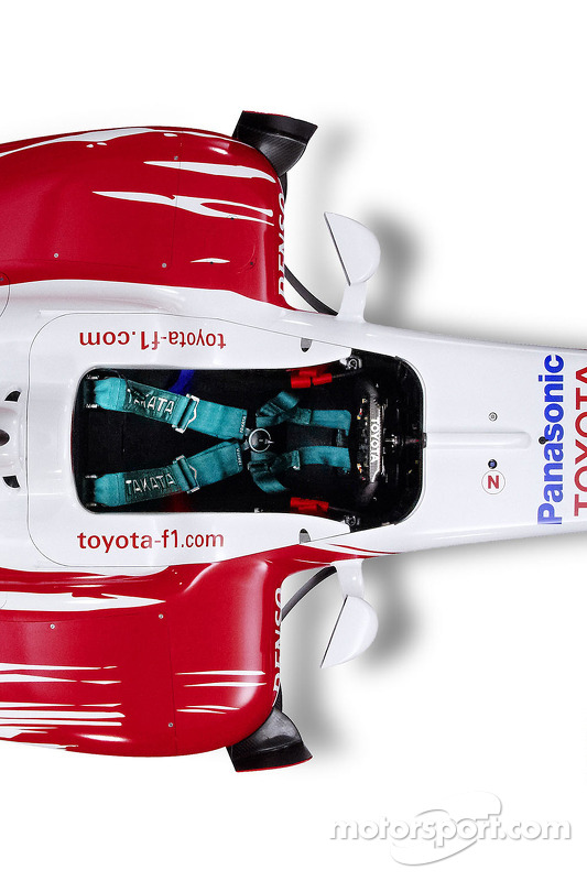 Toyota TF109: Cockpit