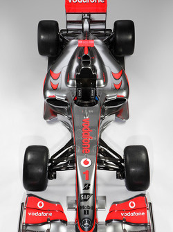 The new McLaren Mercedes MP4-24