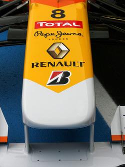 Renault R29: Nase