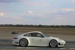 #87 Farnbacher Loles Racing Porsche 911 GT3 RSR: Dirk Werner, Wolf Henzler