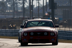 #54 Hyper Sport/Jim Click Racing Ford Mustang GT: Andrew Caddell, Jim Click
