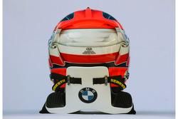 Helmet, Robert Kubica, BMW Sauber F1 Team