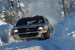 Petter Solberg and Philip Mills, Citroen Xsara WRC