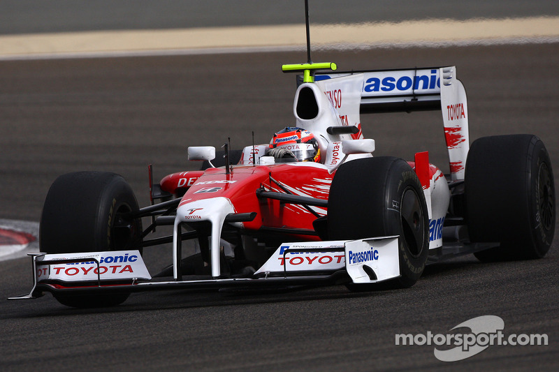 2009: Toyota TF109