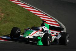 Juan Pablo Garcia, driver of A1 Team Mexico