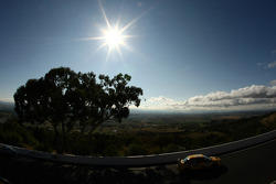#43 Easts Holiday Parks, Mitsubishi Lancer Evo IX: David Wall, Des Wall, Trevor Symonds