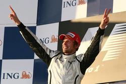 Podium: 1. Jenson Button, Brawn GP