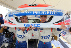 Bruno Magalhaes and Carlos Magalhaes
