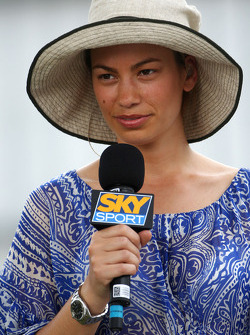Anne Laure Bonnet, French tv