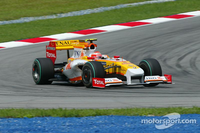 Nelson Piquet, Renault