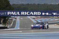 #9 DKR Engineering Corvette Z06: Olivier Panis, Eric Debard