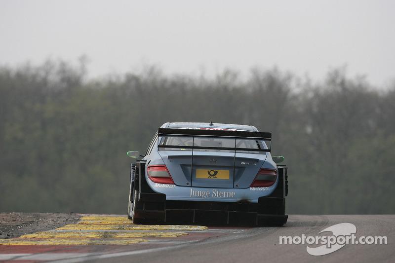 Jamie Green, GBR, AMG Mercedes C-Klasse