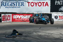 Danica Patrick, Andretti Green Racing in trouble