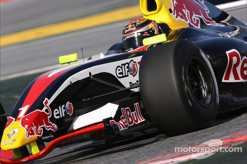 Brendon Hartley (2009-2011)