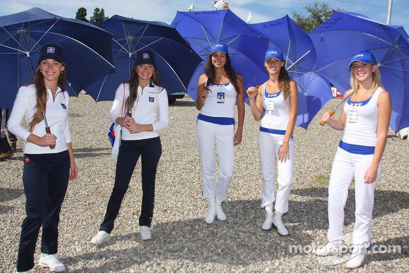 Rally Argentina girls