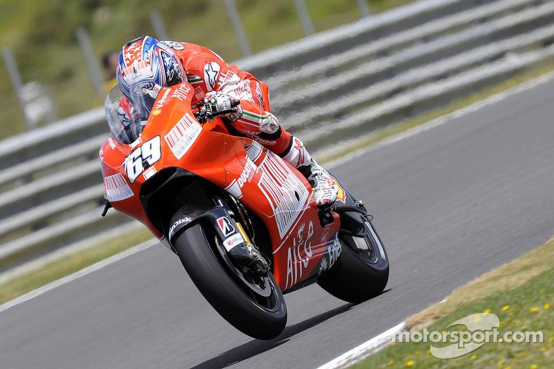 Ducati Desmosedici 2009 - Nicky Hayden